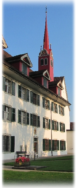 Cistercian Nuns - Our Mother House in Frauenthal, Switzerland