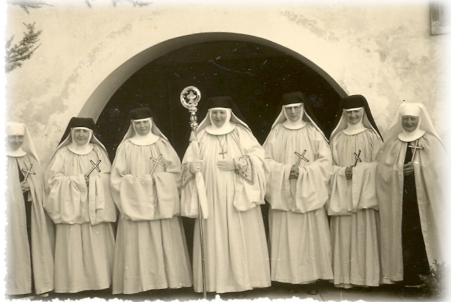 Cistercian Nuns - Our Founding Mothers